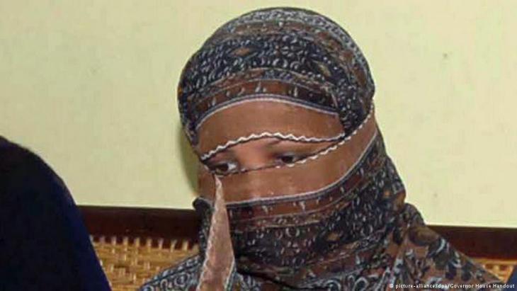 Asia Bibi; Foto: dpa/picture-alliance