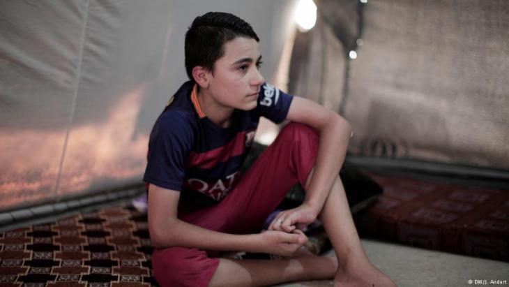 Adel Jalal; Foto: DW