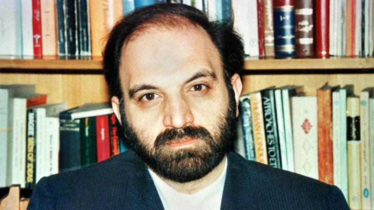 Der iranische Philosoph Abdulkarim Soroush; Foto: Getty Images/AFP/J. Bairami
