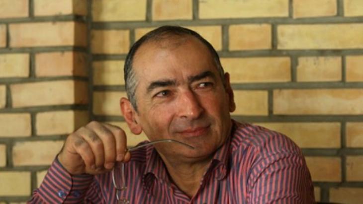 Der  iranische Politikwissenschaftler Sadegh Zibakalam; Foto: AP