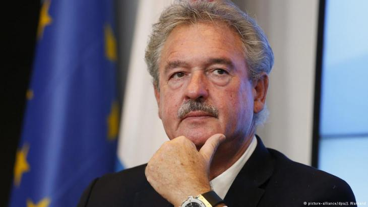 Luxemburgs Außenminister Jean Asselborn; Foto: dpa/picture-alliance