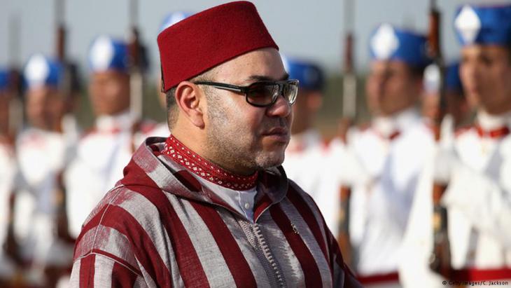 Marokkos König Mohammed VI.; Foto: Getty Images/ C.Jackson