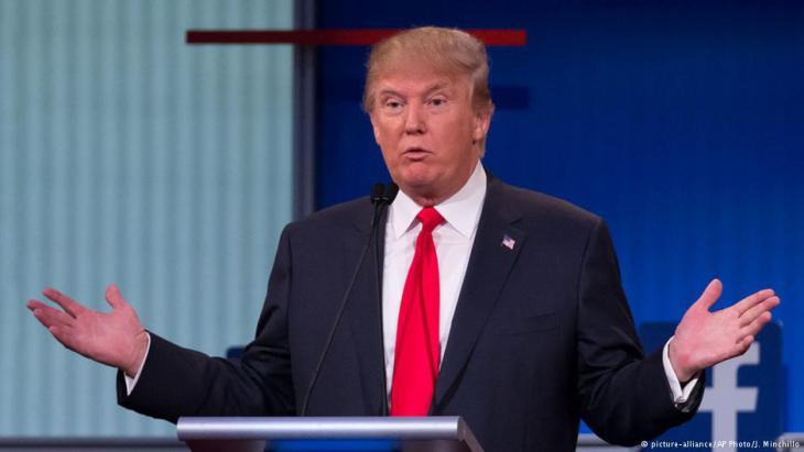 Amerikas künftiger Präsident Donald Trump; Foto: picture-alliance/AP