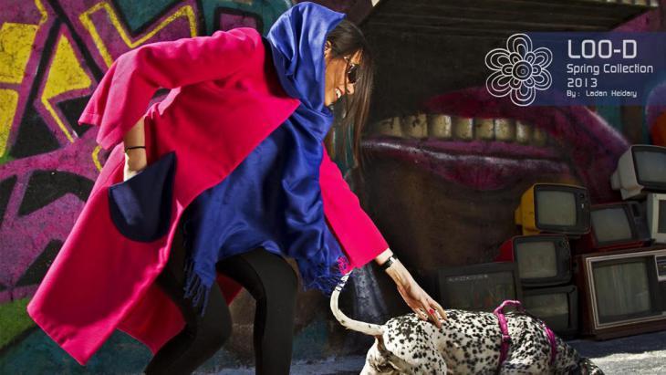 Frauenmode im Iran Loo-D Design; Quelle: Loo-D Design