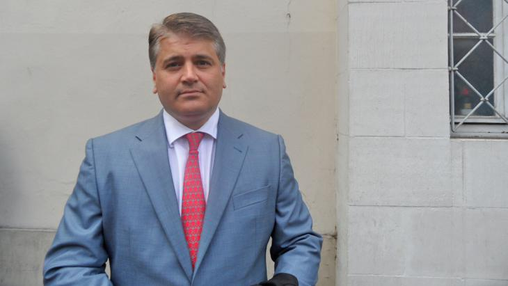 Mehmet Daimagüler; Foto: DW