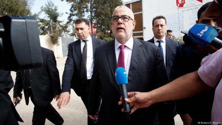 Marokkos Ministerpräsident Benkirane; Foto: Reuters