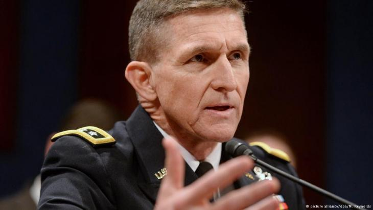 Michael Flynn, designierter Nationaler Sicherheitsberater unter Trump; Foto: picture-alliance/dpa