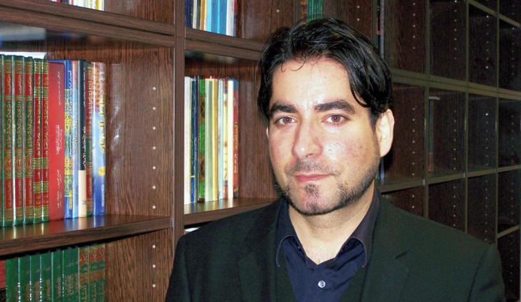Mouhanad Khorchide, Leiter des Zentrums für Islamische Theologie der Uni Münster; Foto: Marie Coße