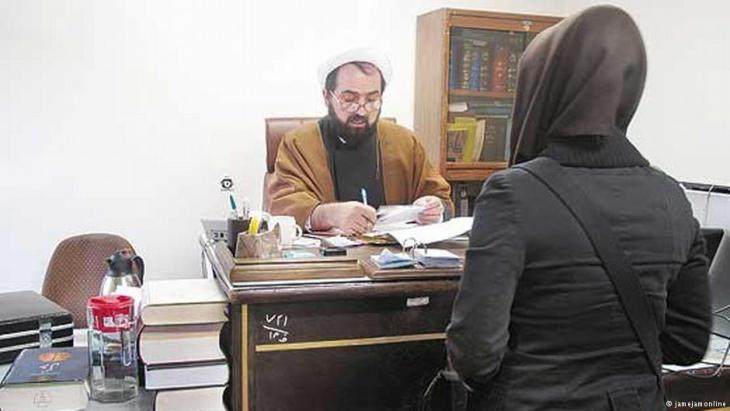Symbolbild Iranische Frauen und Verbote; Foto: Jamejamonline