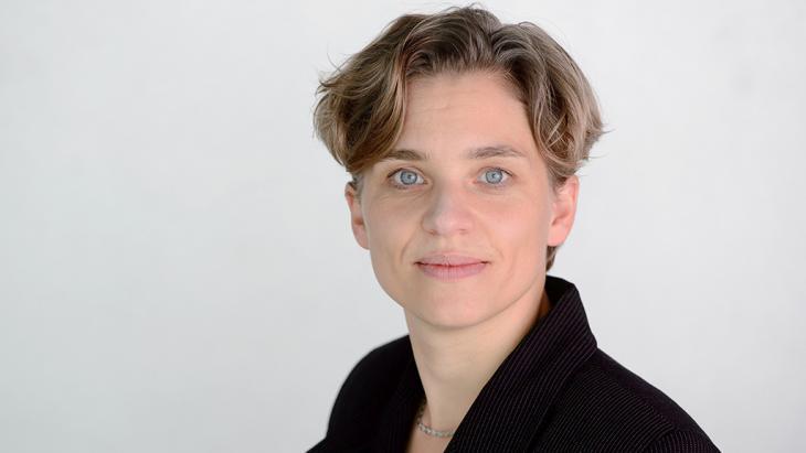 Bente Scheller; Foto: Stephan Röhl