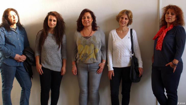 Geflüchtete arabische Autorinnen in Deutschland; Foto: privat