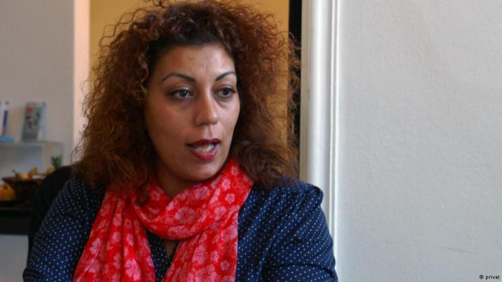 الكاتبة والشاعرة رشا حبال