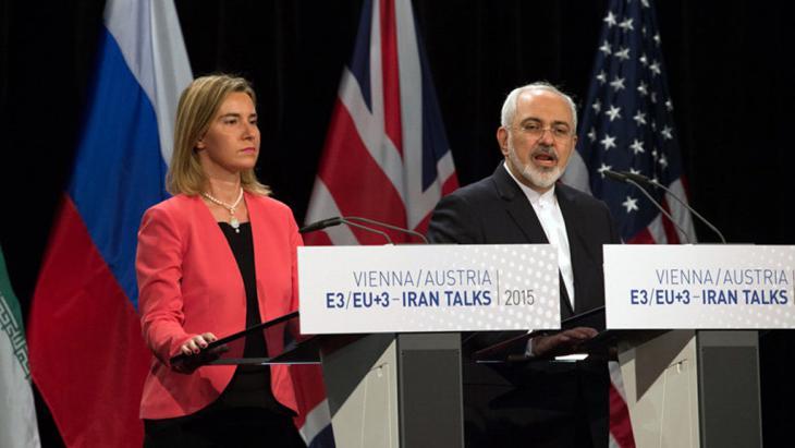 Atomverhandlungen mit dem Iran in Wien; Foto: Mehr