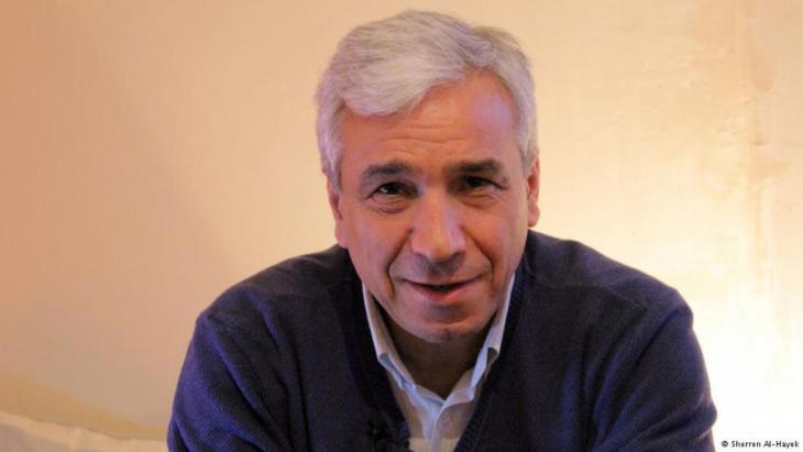 Syrian intellectual Yassin al-Haj Saleh