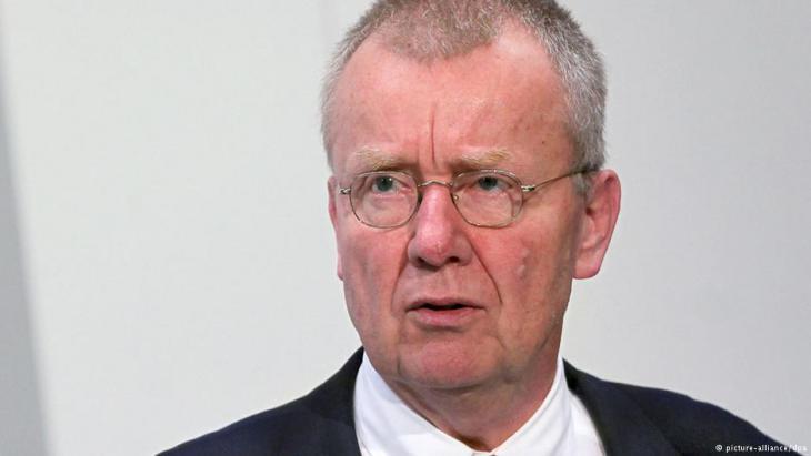 Ruprecht Polenz; Foto: picture-alliance/dpa