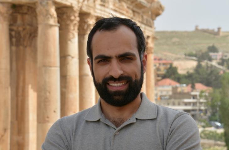 Executive director of the Institute of Middle Eastern Studies Canada (IMESC), Abdalhadi Alijla