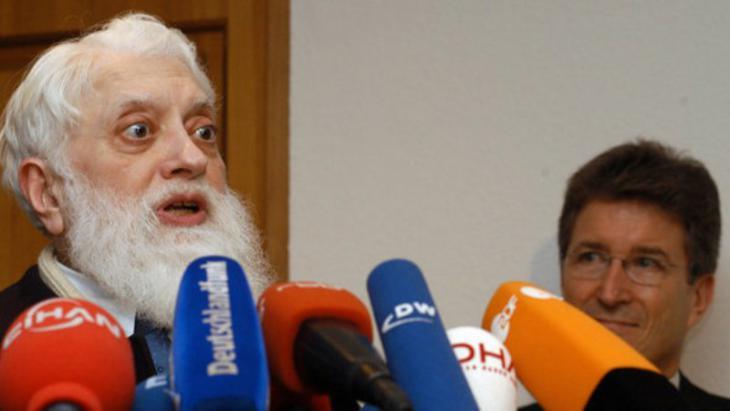 Imam Seyed Mehdi Razvi; Foto: dpa/picture-alliance