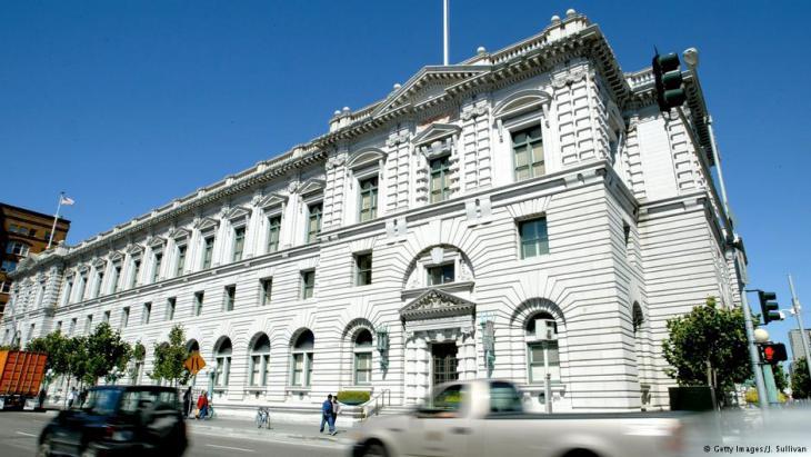 Bundesberufungsgericht in San Francisco; Foto: Getty Images