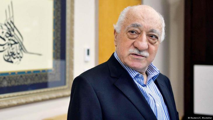 Fethullah Gülen; Foto: Reuters