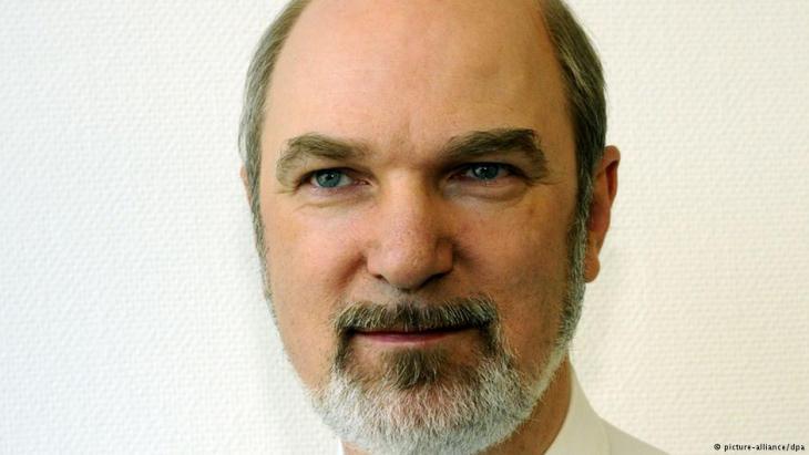 Der Religionssoziologe  Thomas Schirrmacher; Foto: picture-alliance/dpa