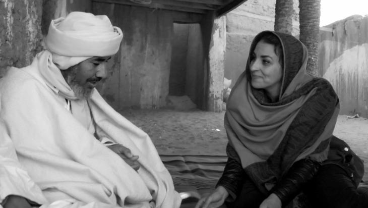 "Filmszene aus Allouaches ""Taqiq fel djenna""; Quelle:  Asphofilms/Baya Films"