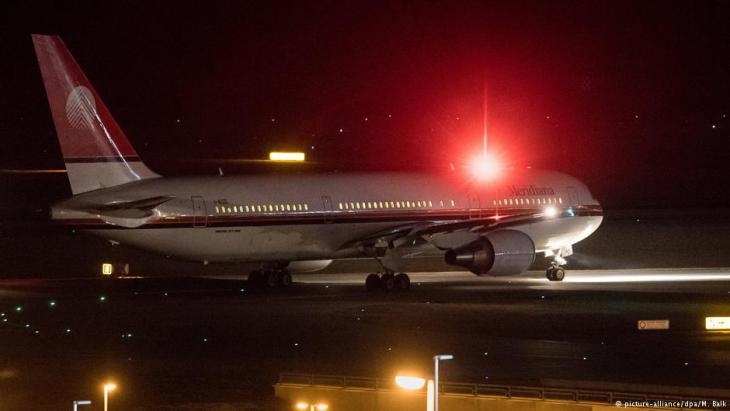 Abschiebung von Flüchtlingen aus München nach Kabul; Foto: dpa/picture-alliance