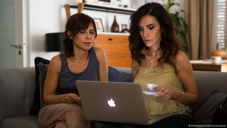 "Filmstill aus ""Seerosen im Wind""; Foto:Filmfestival Türkei"