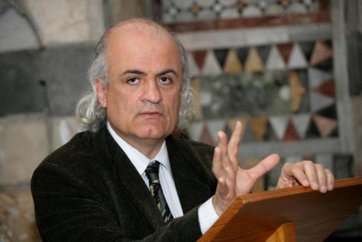 Der Wissenschaftler und Autor Prof. Nasser Rabbat; Foto: privat