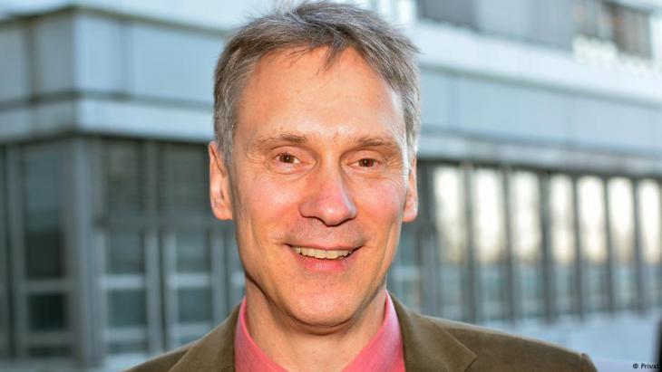 Der Bielefelder Soziologe Professor Faist; Foto: privat