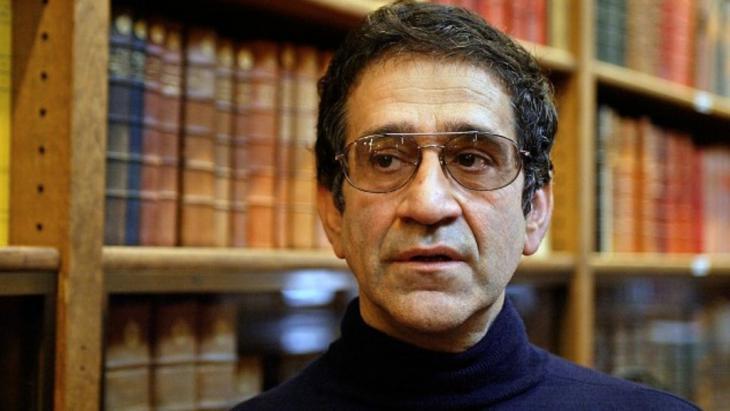 Der iranisch-französische Soziologe Farhad Khosrokhavar; Foto: AFP/Getty Images