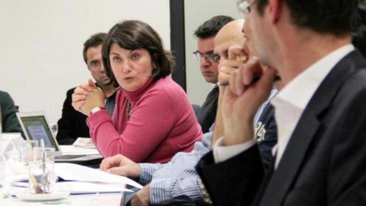 Canan Topçu ist deustche Journalistin mit türkischen Wurzeln. Foto: Privat