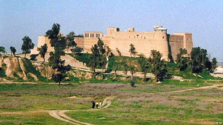 Shush Schloss in Khuzestan, Iran; Foto: Ali