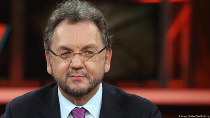 """Heribert Prantl ist Journalist und Leiter des Innenressorts der """"Süddeutschen Zeitung"""""""
