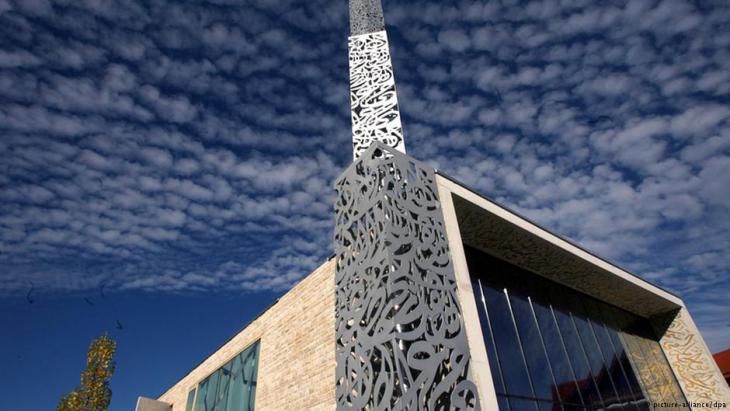 Die Moschee in Penzberg; Foto: dpa/pictue-alliance