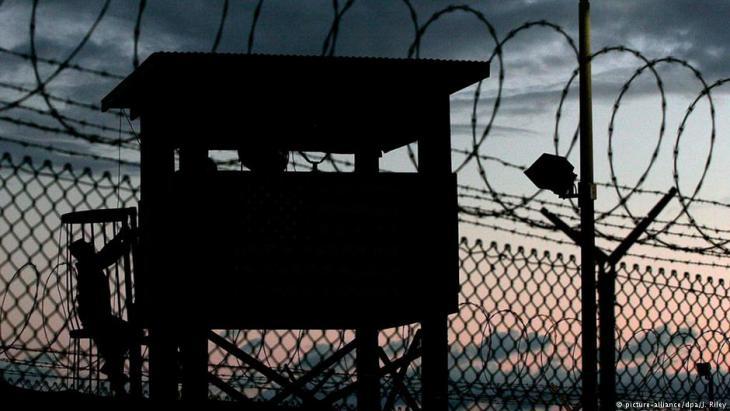 Gefangenenlager Guantanamo auf Kuba; Foto: picture-alliance/dpa
