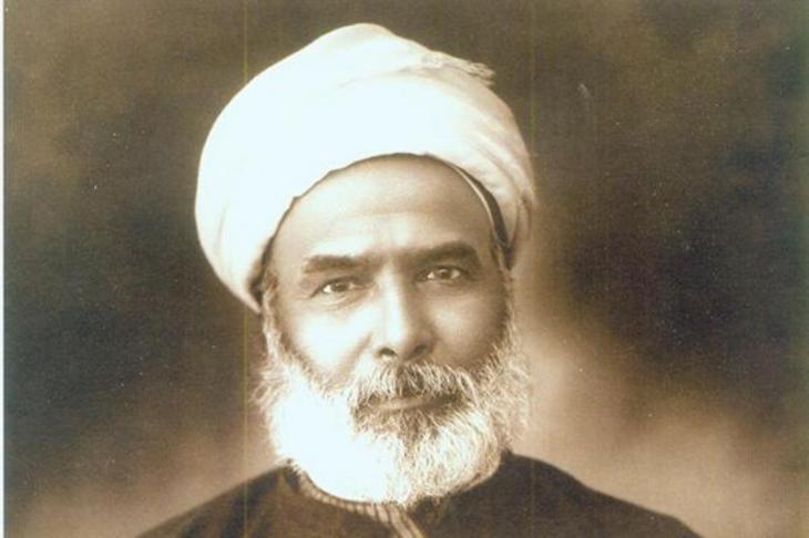 Der ägyptische Reformer Muhammad Abduh, 1849-1905; Quelle: Wikipedia