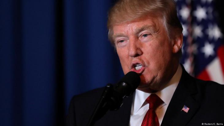US-Präsident Donald Trump; Foto. Reuters