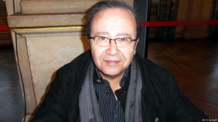 Der Psychoanalytiker Fethi Benslama; Quelle: Wikimedia/CC by Indif
