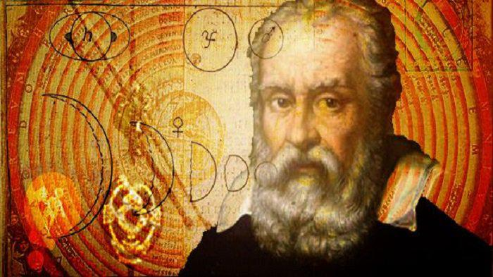 Bildcollage Galileo Galilei; Quelle: