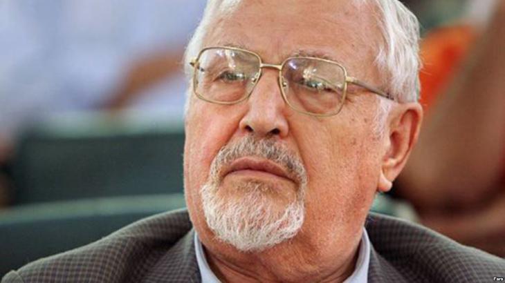 Ebrahim Yazdi; Foto: FARS