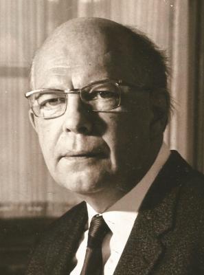 Der deutsche Arabist Hans Wehr; Quelle: wikipedia
