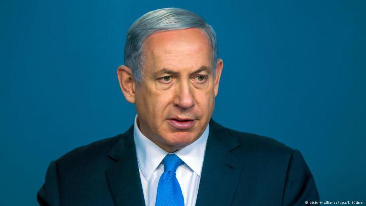 Israels Ministerpräsident Benjamnin Netanjahu; Foto: dpa/picture-alliance