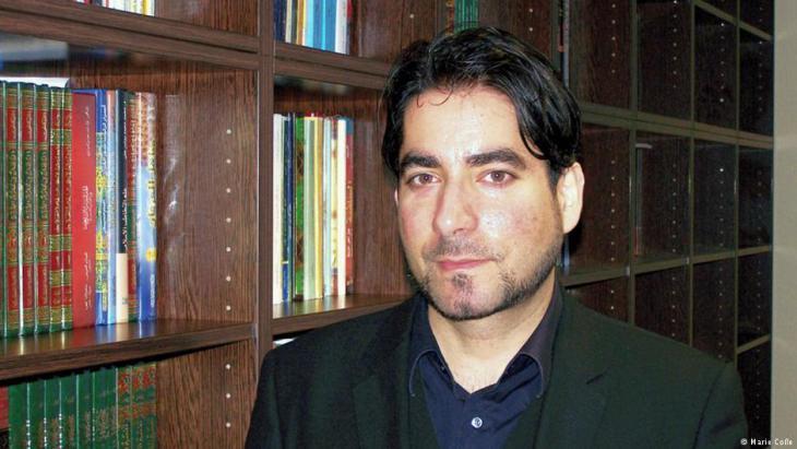 Mouhanad Khorchide; Foto: Marie Coße/DW