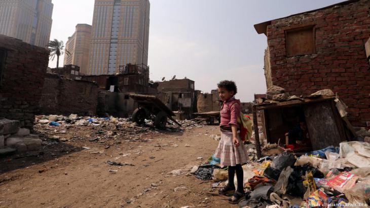Slum in Ramlet Bulaq, Kairo; Foto: Reuters