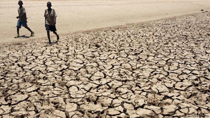 Dürrekatastrophe im Norden Kenia; Foto: picture-alliance/dpa