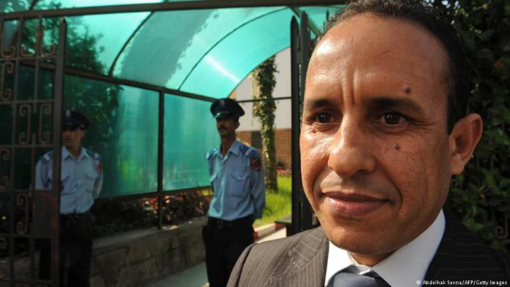 Der marokkanische Autor Ali Anouzla; Foto: AFP/Getty Images