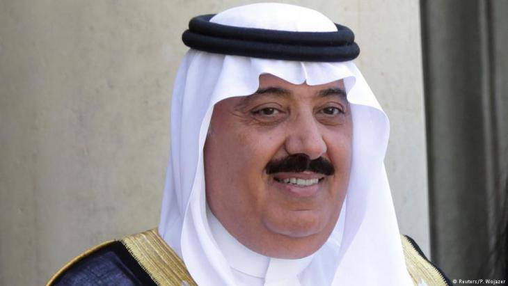 Prinz Miteb bin Abdullah; Foto: Reuters