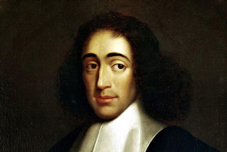Portrait of Baruch de Spinoza (1632-1677), ca. 1665 (source: Wikipedia; public domain)
