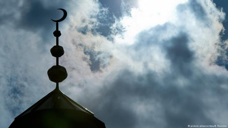 Symbolbild Moschee in Deutschland; Foto: picture-alliance/dpa