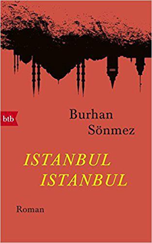 "Buchcover Burhan Sönmez: ""Istanbul Istanbul"" im btb Verlag"